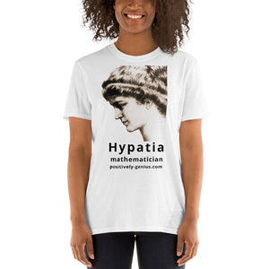 Hypatia - positively genius T-Shirts