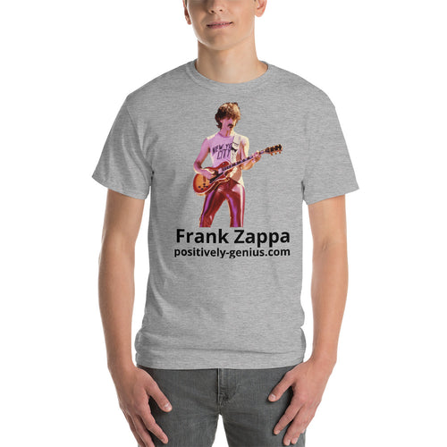 Frank Zappa - positively genius T-Shirts