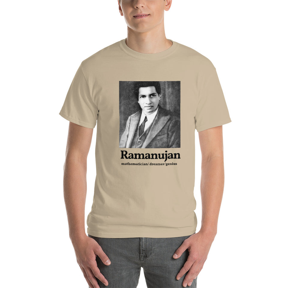 Ramanujan - positively genius T-Shirts