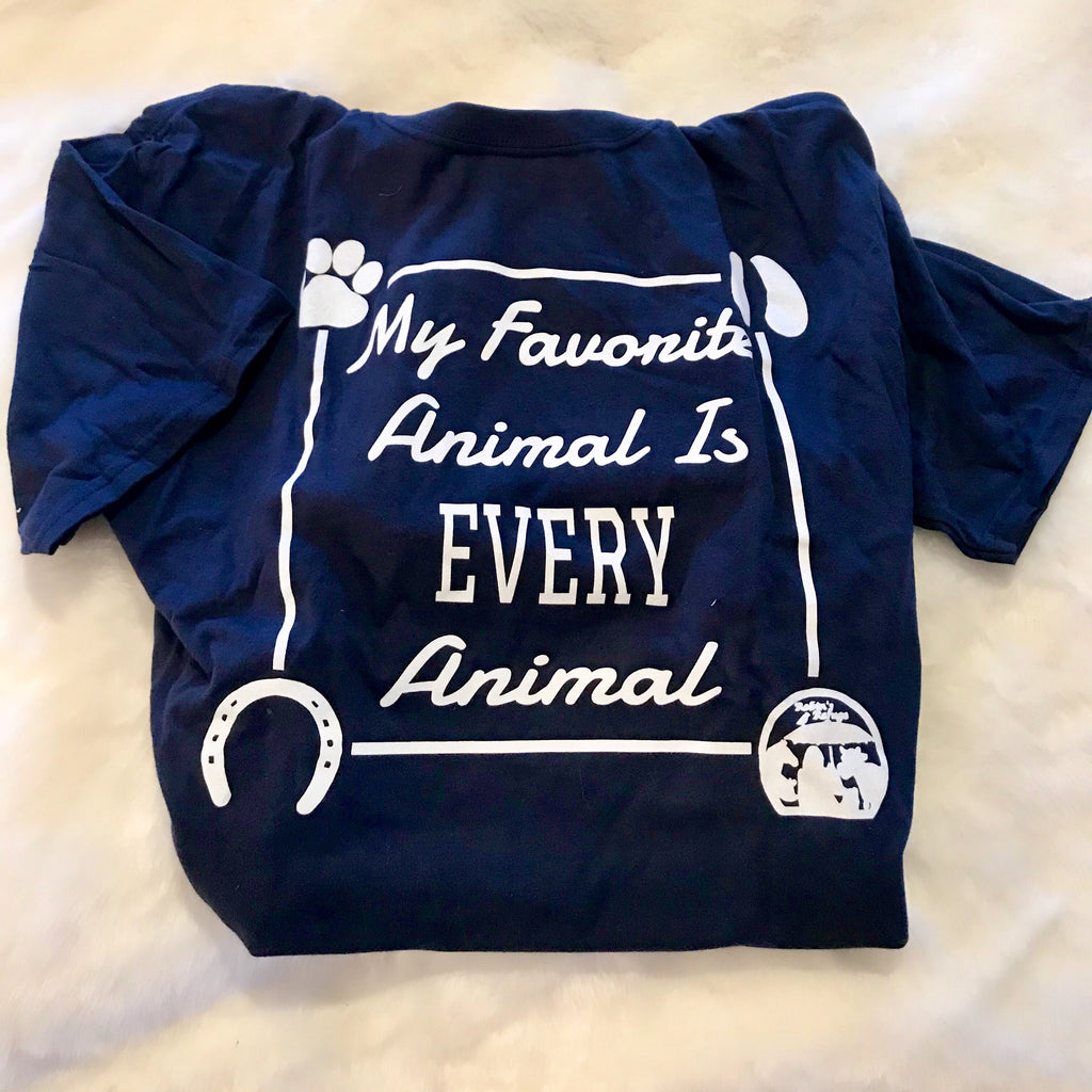 My Favorite Animal Tee