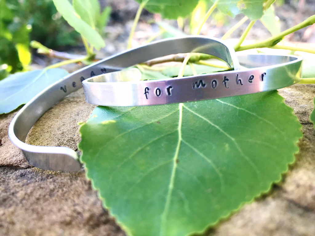 Vegan for Mother Cuff
