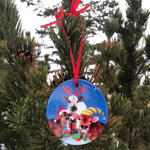 Santa's Helpers Tree Ornament
