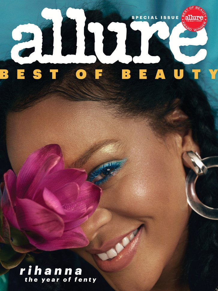 Allure Magazine October 2018 Issue Press Hit