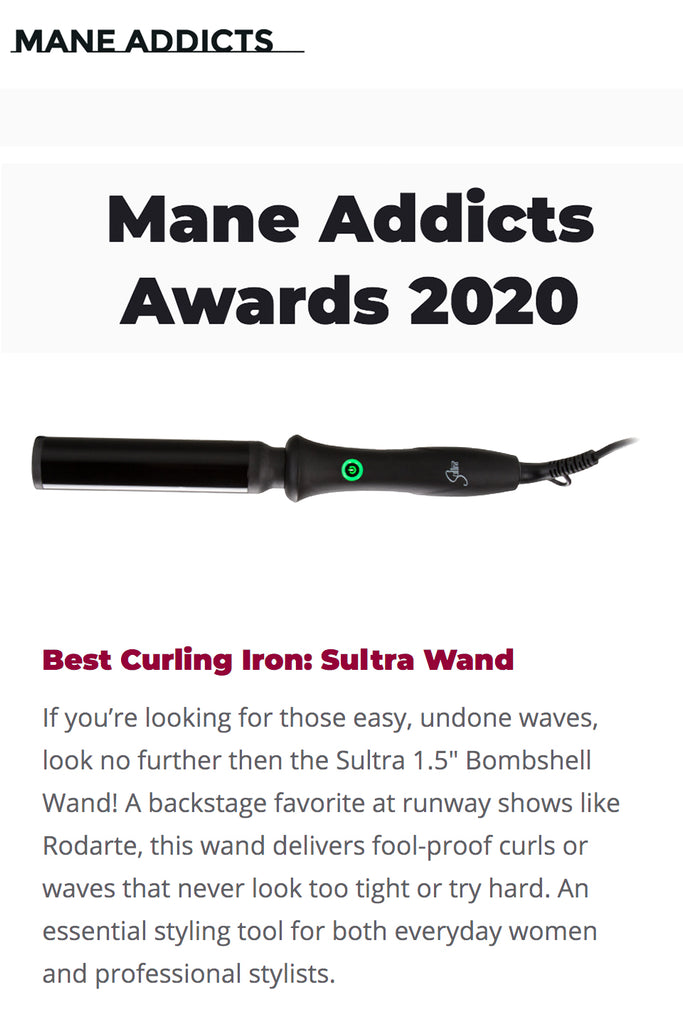 Mane Addicts | December 2020 Press Hit