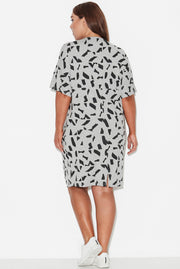 17 Sundays Pipedream Print Dress