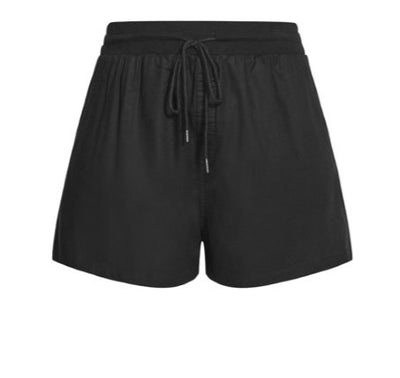 plus size shorts nz