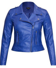 plus size leather biker jacket nz