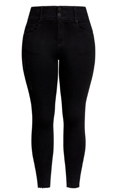 City Chic Plus Size Asha Jeans