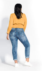 CITY CHIC HARLEY STREETWISE JEANS