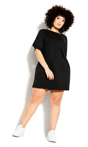 city chic plus size tunic