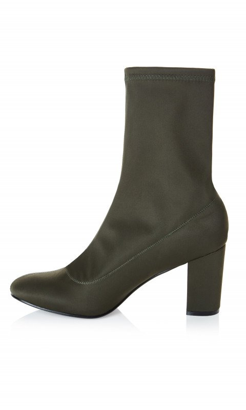 City Chic Spell Boot