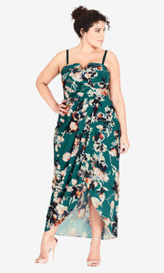 plus size evening dress nz