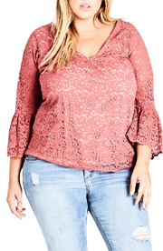 plus size tops nz