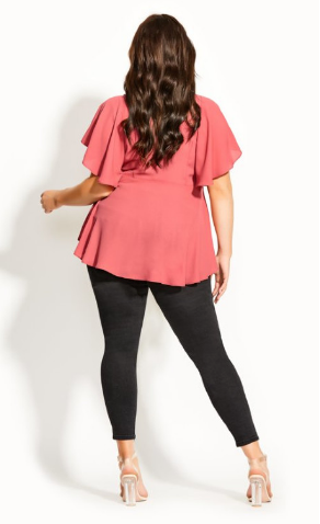 City Chic plus size tops nz