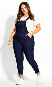 city chic plus size overall nz