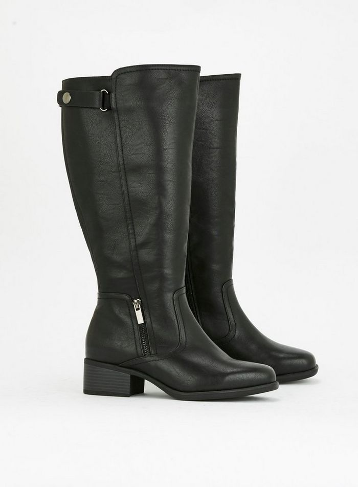 Wide Fit Boots NZ