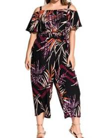 city chic bahama jumpsuit