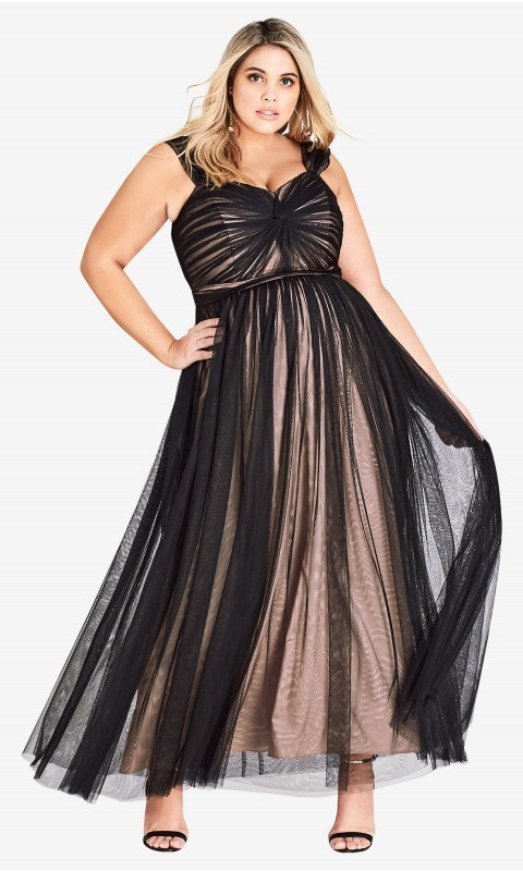 city chic lovely tulle dress