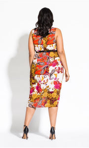 city chic opulence dress