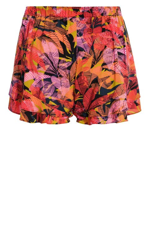 city chic sunrise shorts nz
