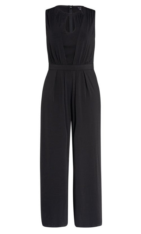 City Chic Plus Size Jumpsuit NZ