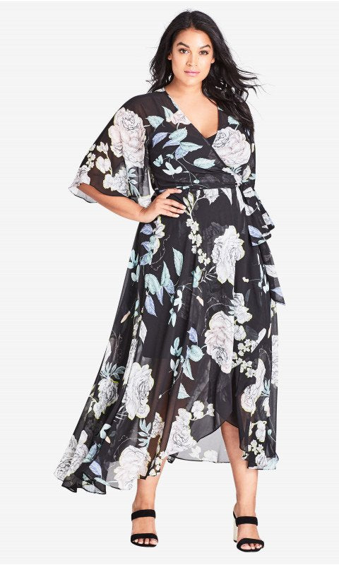 city chic maxi dress nz