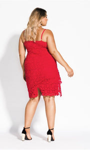red city chic dress