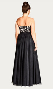 City Chic ball gown NZ