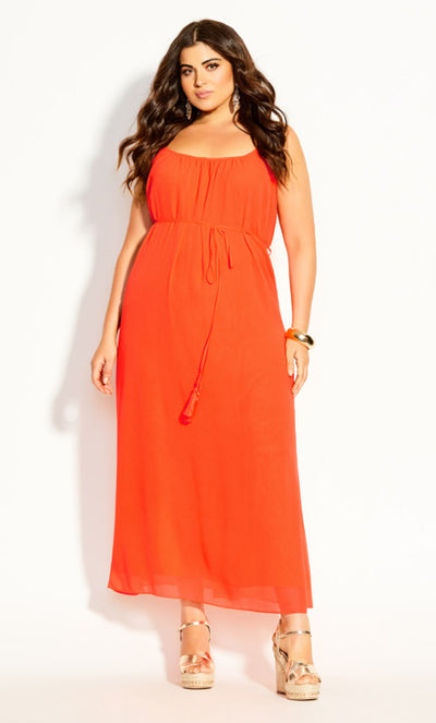 City Chic plus size maxi dress nz