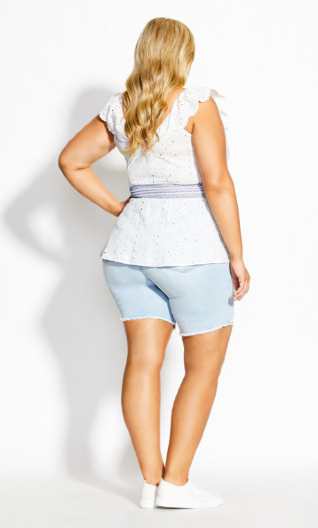 city chic summer fiesta plus size top nz