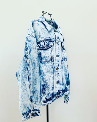 plus size denim jacket nz