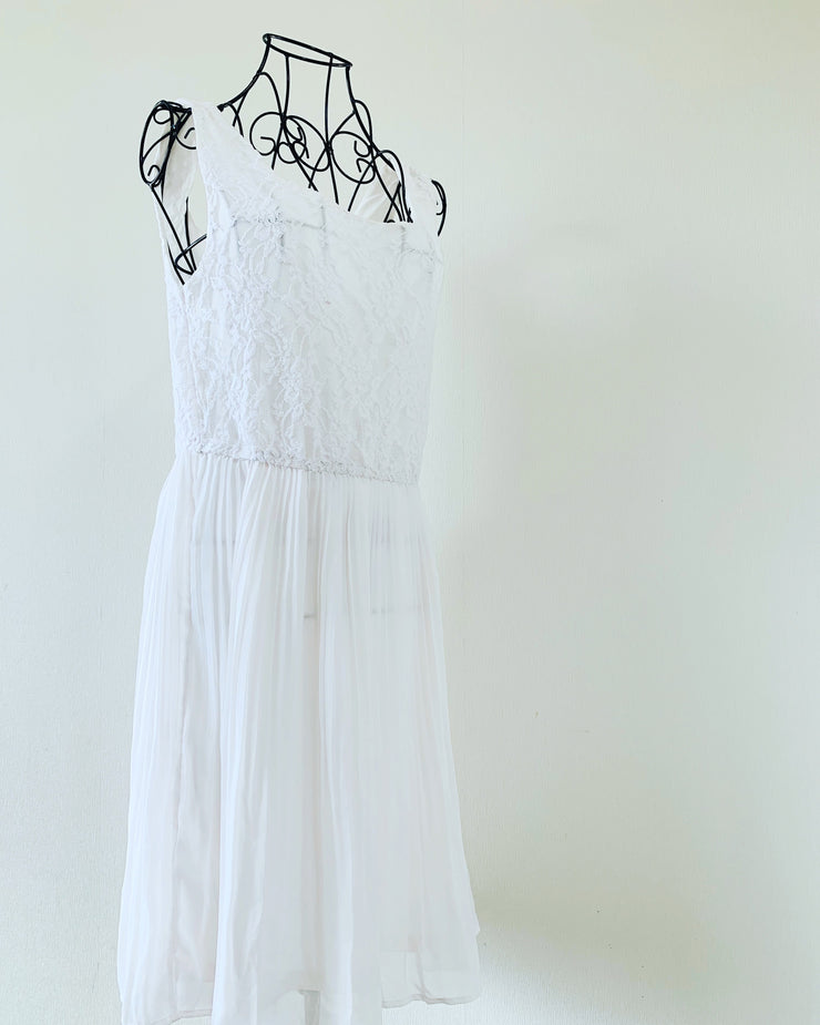 plus size white dress nz