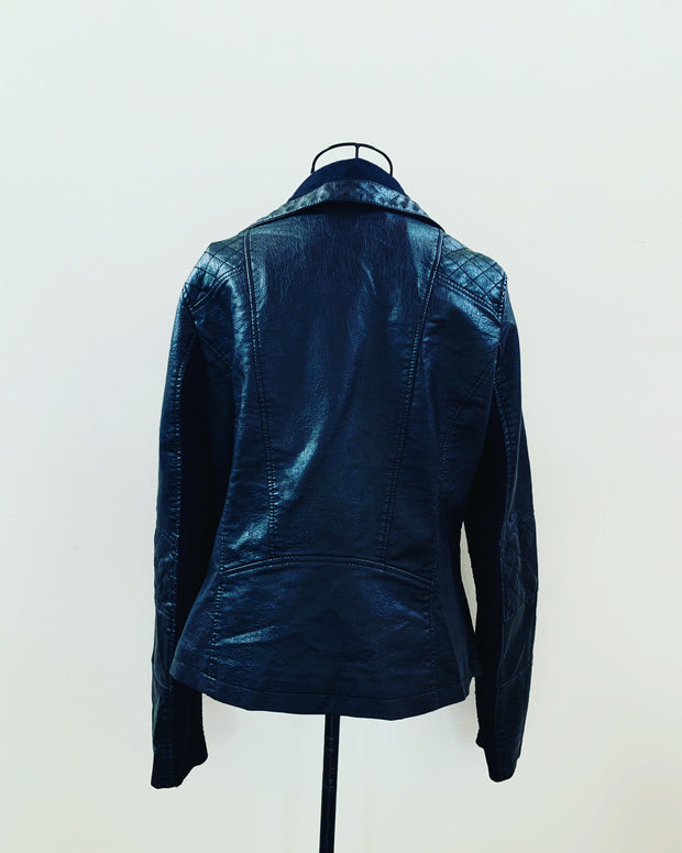 plus size leather jacket NZ