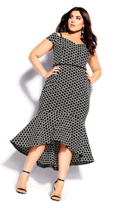 plus size formal Dress nz