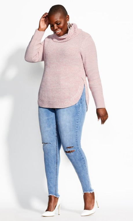 City Chic Plus Size Sweater NZ