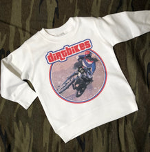 Load image into Gallery viewer, Dirt bike Sweater - Kids