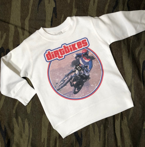 Dirt bike Sweater - Kids