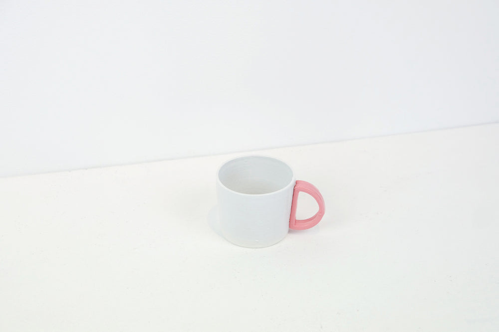 3D Printed Cup with Handle