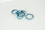Wishbone Bangle - Moody Blue