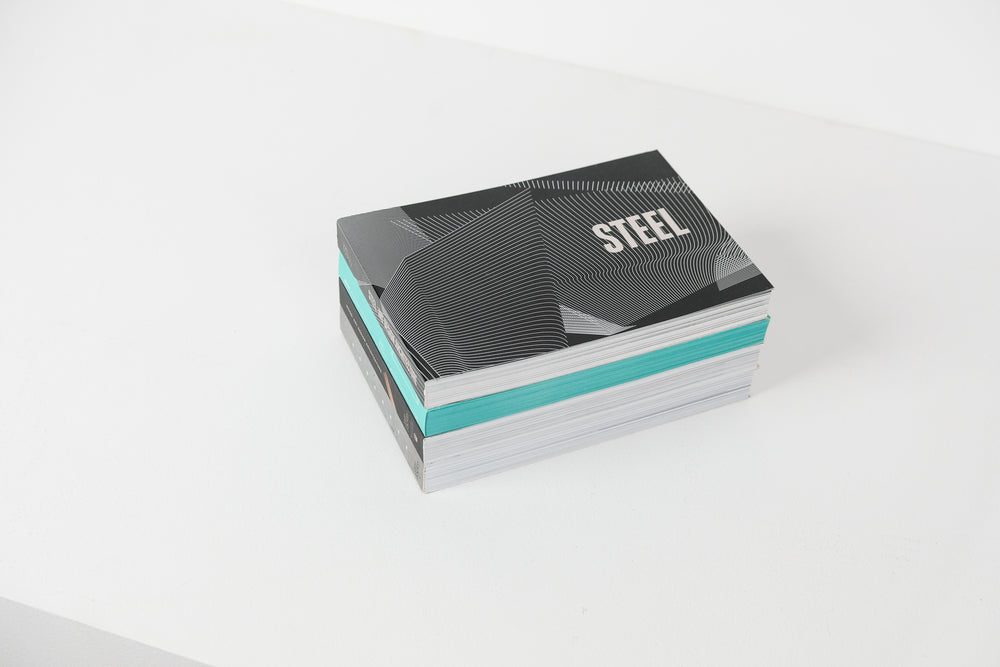 STEEL: art design architecture