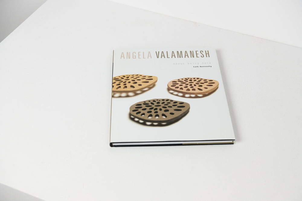 Angela Valamanesh: About being here