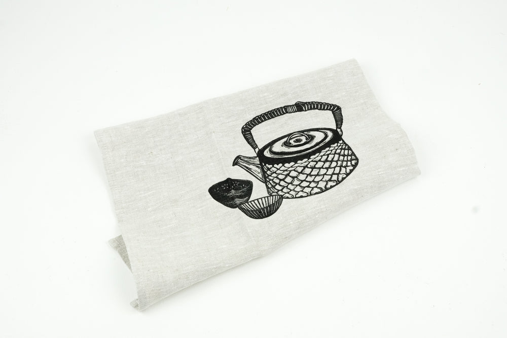 Hand Printed Tea towels