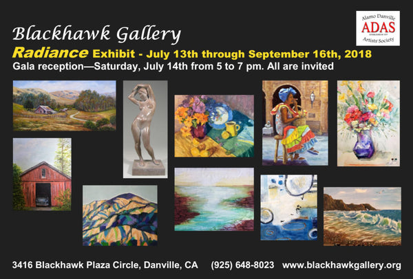 Blackhawk Gallery Radiance Exhibit