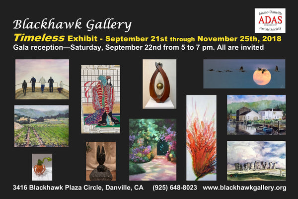Blackhawk Gallery Timeless Exhibit