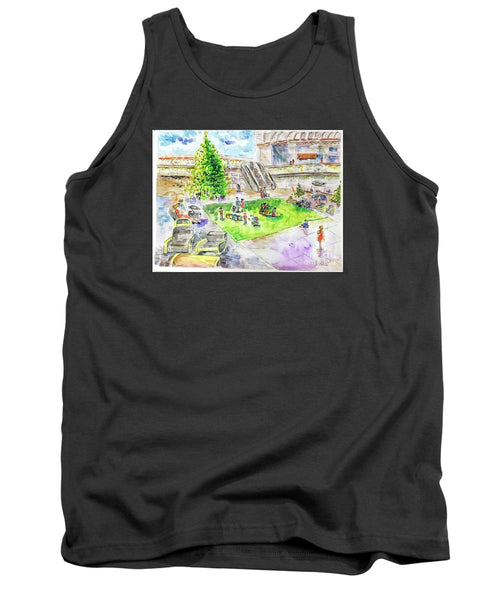 City Center Mall Christmas 2018 - Tank Top