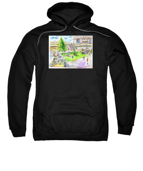 City Center Mall Christmas 2018 - Sweatshirt