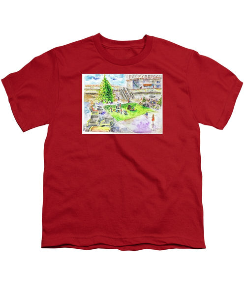 City Center Mall Christmas 2018 - Youth T-Shirt