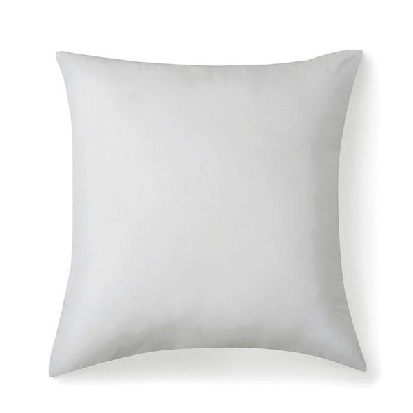Multisized Premium Microfiber Fabric Throw Square Pillow Covers High Elastic Polypropylene Cotton Insert