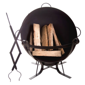 The PauHana Fire Pit & Grill Combo