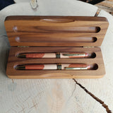Walnut Pen and Pencil Gift Set